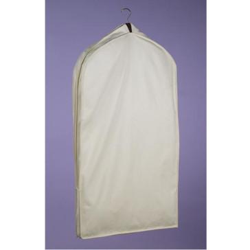 Aufbewahrungsschutzhülle aus festem Mousselin-Baumwolle-Stoff für Anzüge