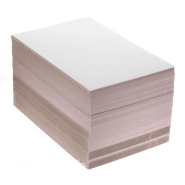 500 Hemdeneinlagen, 24 x 38 cm