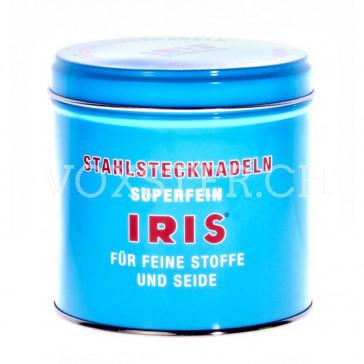 Stecknadel IRIS, 3.0 cm in grosser Dose