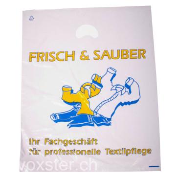 """Tragetaschen Motiv """"frisch und sauber"""""""