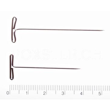 T-Stecknadeln in zwei verschiedenen Längen, 225 Gramm