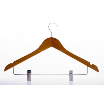 Holzbügel, 44 cm breit