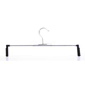 Hosenspanner, 20 - 35 cm breit, schwarz