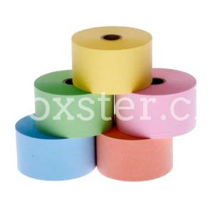 Hydrofix-Kassenrolle 44 x 80 x 17.5 mm in 5 Farben