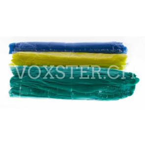 Rutschbremse aus Schaumstoff, farbig