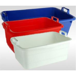 Transportwanne  45 Liter, in drei Farben, 62 x 43 x 25 cm